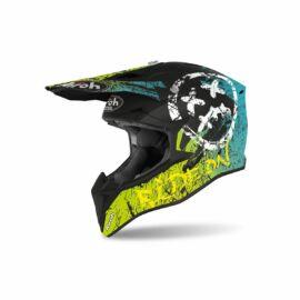 Airoh MX Wraap Smile Motocross Bukósisak