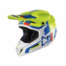 Leatt GPX 5.5 V10 Motocross Bukósisak (Lime)