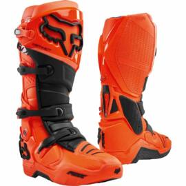 Fox Instinct Motocross Csizma (Flo Orange)