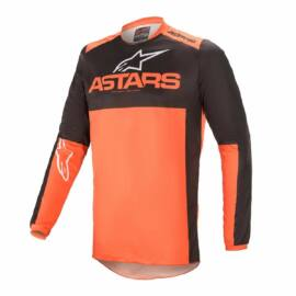 Alpinestars Fluid Tripple Motocross Mez (fekete-orange)