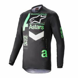 Alpinestars Fluid Chaser Motocross Mez (Mint-Black)