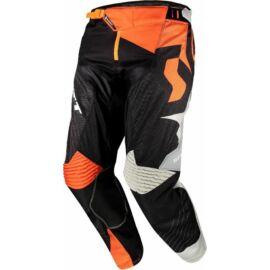 Scott 450 Angled Motocross Nadrág (fekete-narancs)