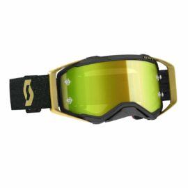 Scott Prospect Motocross Szemüveg (Fekete-Arany)