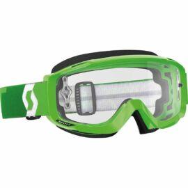 Scott Split OTG MX Szemüveg, szemüvegeseknek (FluoOgre)