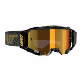 Leatt Velocity 5.5 Iriz Motocross Szemüveg (Black-Bronz)