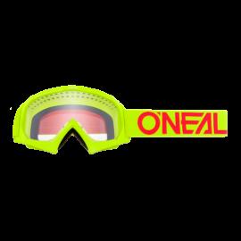 ONEAL MX B-10 Gyerek Cross Szemüveg (Fluo)