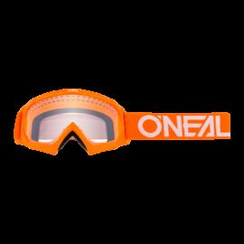 ONEAL MX B-10 Gyerek Cross Szemüveg (Narancs)