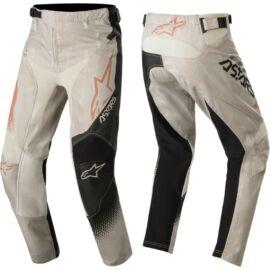 Alpinestars Racer Factory Gyerek Motocross Nadrág (Gray-Black-Rust)
