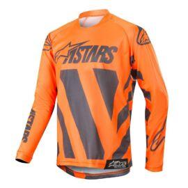 Alpinestars Racer Braap Gyerek MX Mez (Antracite-Orange)