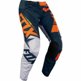 Fox 180 Sayak Kisgyerek Motocross Nadrág (Narancssárga)