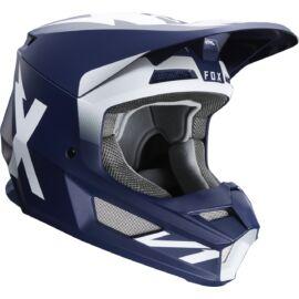 Fox V1 WERD MX Bukósisak (Navy)