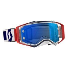 Scott Prospect Motocross Szemüveg (Piros-Kék)