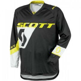 Scott 350 Dirt Motocross Mez(fekete-sárga)
