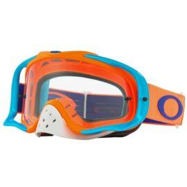 Oakley Crowbar Orange Motocross Szemüveg