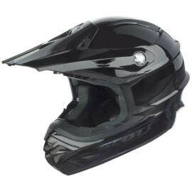 Scott 350 Pro ECE Motocross Bukósisak (Fekete)