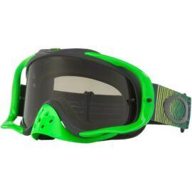 Oakley Crowbar Shockwave Motocross Szemüveg (Zöld)