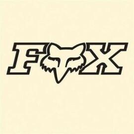 Fox TDC Ablak Matrica (15,3 cm)