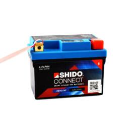 Shido LI-ION Connect akkumulátor - LTZ5S-CNT