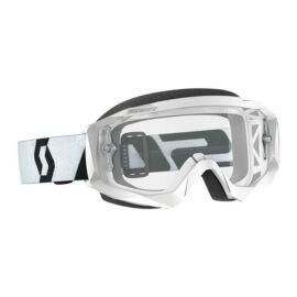 Scott Works Hustle MX Szemüveg (Fehér)