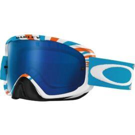 Oakley O2 RPM Motocross Szemüveg(orange-kék)