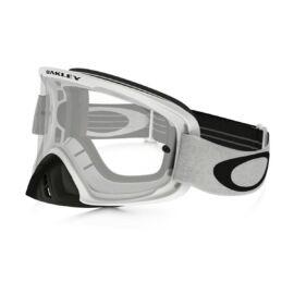 Oakley O2 Motocross Szemüveg (Matt fehér)