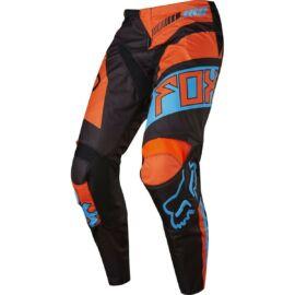 Fox 180 Falcon Motocross Nadrág (Fekete-orange)