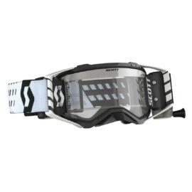 Scott Prospect WFS Roll-Off Motocross Szemüveg (Fekete-fehér)