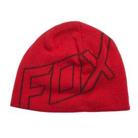 Fox Ride Kötött Téli Sapka