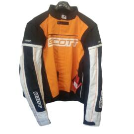 Scott Blouson Motoros Dzseki (Narancssárga)