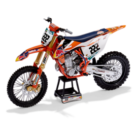 KTM 450SX-F Tony Cairoli 222 Makett (1:12)