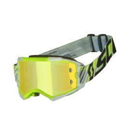 Scott Fury Motocross Szemüveg (Fluo-szürke)