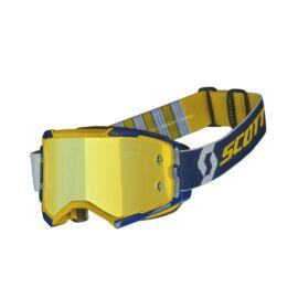 Scott Fury Motocross Szemüveg (Sárga-kék)