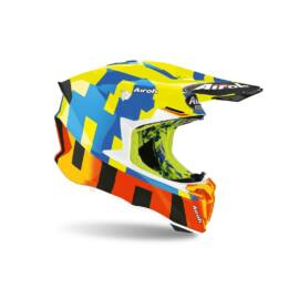 Airoh Twist 2.0 Frame MX Bukósisak(sárga)