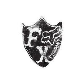 Fox University Matrica (11,5x14cm)