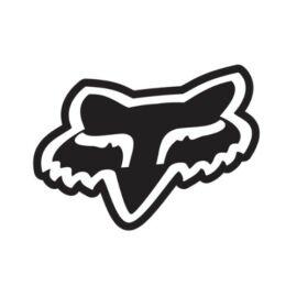 Fox Head Matrica (18cm)