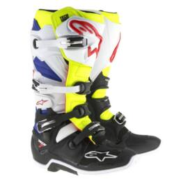 Alpinestars Tech 7 Motocross Csizma (Fluo)
