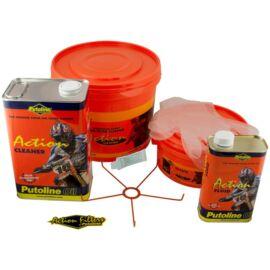 Putoline Action Kit Légszűrő Mosó Szett
