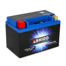 Shido LI-ION motor akkumulátor - LTX9-BS