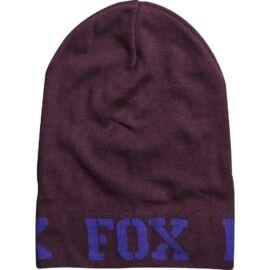 Fox Shock Slouch Beanie Kötött Téli Sapka