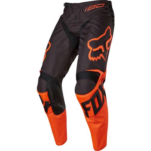 Fox 180 Race Gyerek Motocross Nadrág (Orange)