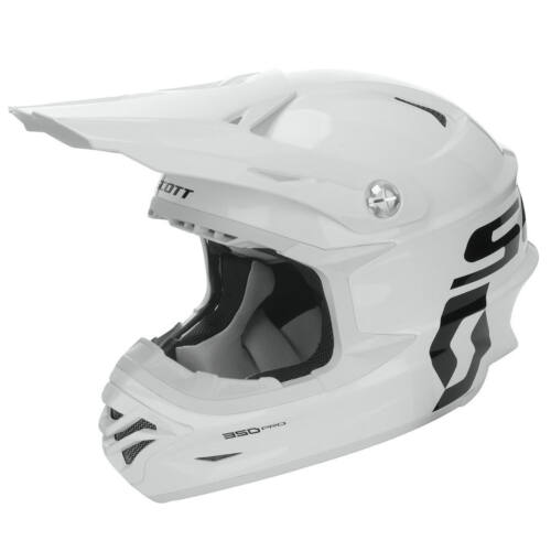Scott 350 PRO MX Bukósisak (Fehér)