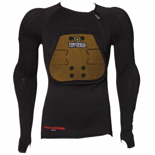 Forcefield Pro Jacket X-V Level 1 Protektoring (Fekete)