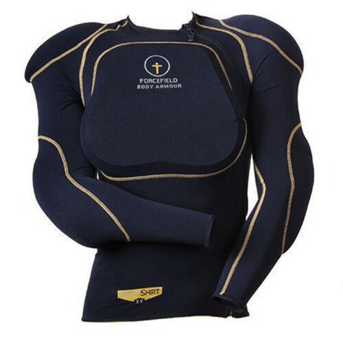 Forcefield Sport Shirt 2 Protektoring (Sötétkék)