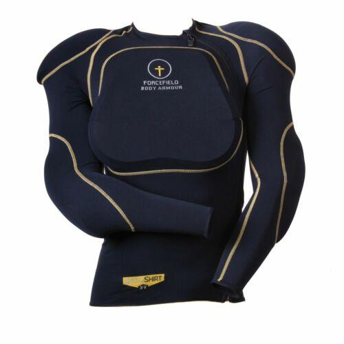 Forcefield Sport Shirt 1 Protektoring (Sötétkék)
