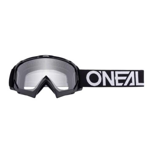 ONEAL MX B-10 Gyerek Cross Szemüveg (Fekete)
