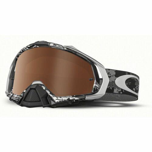 Oakley Mayhem Pro James Stewart MX Szemüveg (Szürke)
