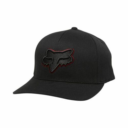 Fox Flexfit Epicycle Baseball Sapka (Black-Red)