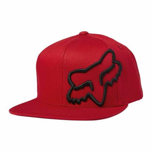 Fox Headers Snapback Baseball Sapka (CHILI)