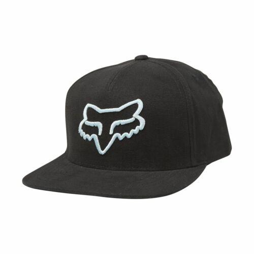 Fox Instill Snapback Baseball Sapka (Fekete-Kék)