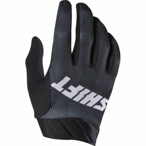 Shift 3Lack Air Motocross Kesztyű (fekete)